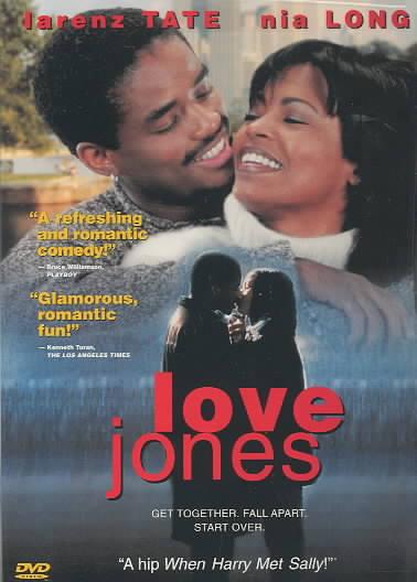 LOVE JONES BY TATE,LARENZ (DVD)