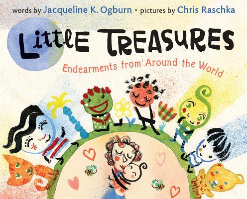 Little Treasures By Ogburn, Jacqueline/ Raschka, Christopher (ILT)